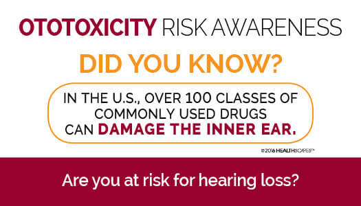 Ototoxicity Risk Awareness